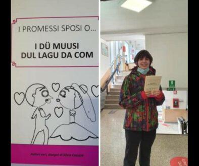 Silvia Cassani, la nostra artista fiera con il suo libro